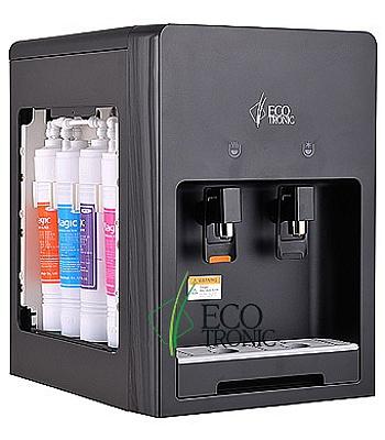 Пурифайер Ecotronic V20-U4T Black с ультрафильтрацией
