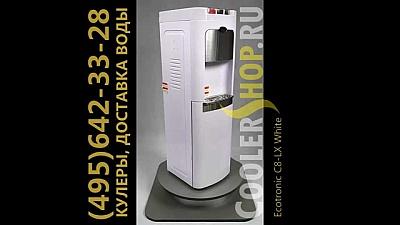 Обзор кулера для воды Ecotronic C8-LX White