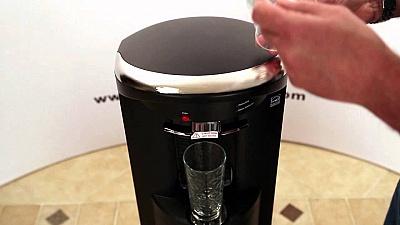 SmartFlo Replacement Procedure – Crystal Mountain, Storm Bottom Load Water Cooler