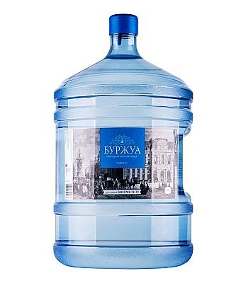 Природная питьевая вода Буржуа 19л